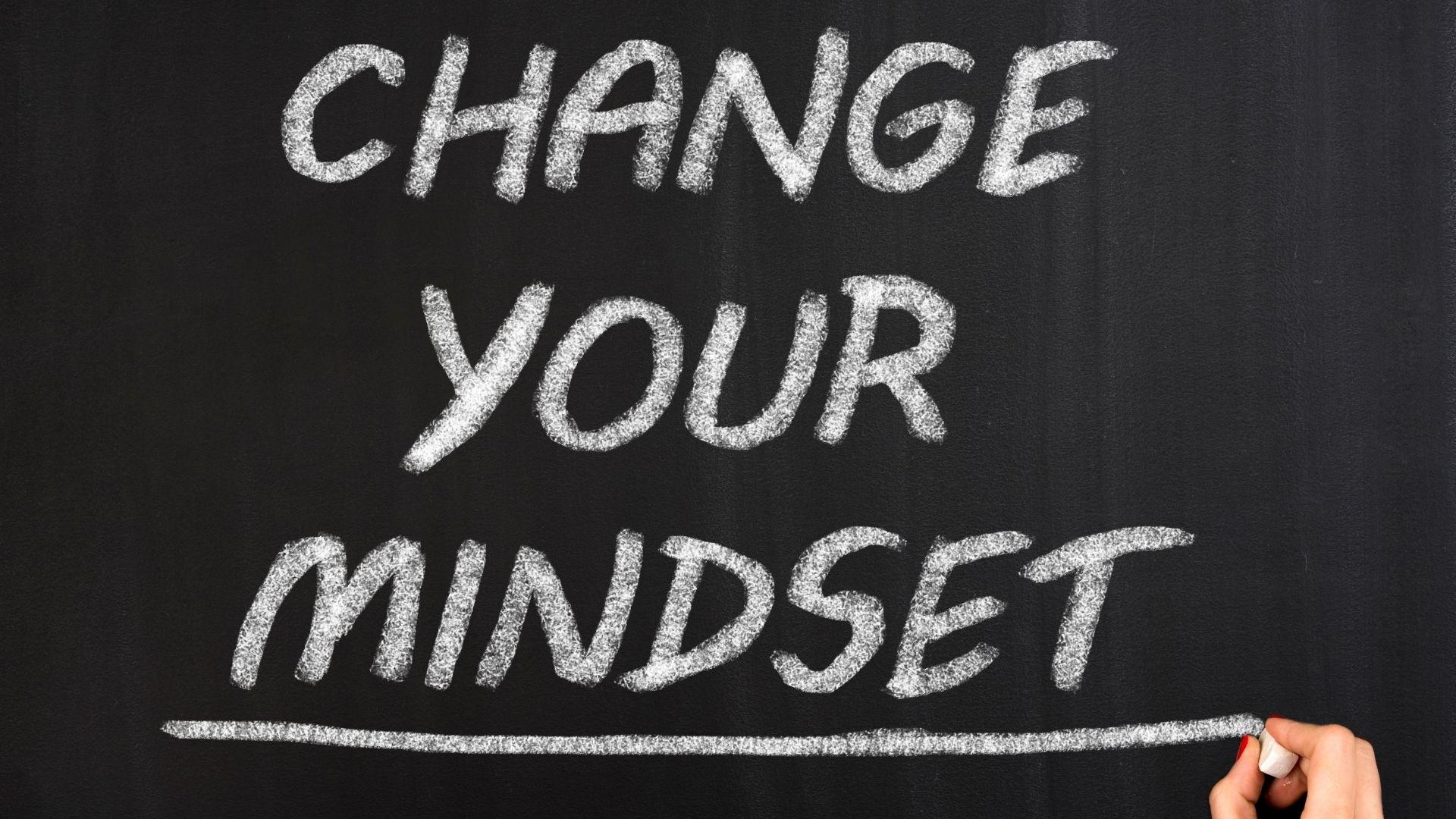 Mindset für Transformation ändern