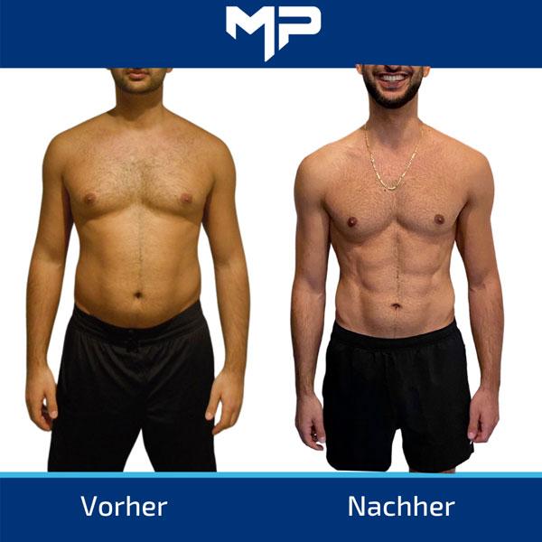 Transformation Personal Training Frankfurt