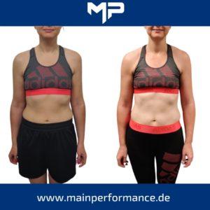 Fitnesstraining Erfolg