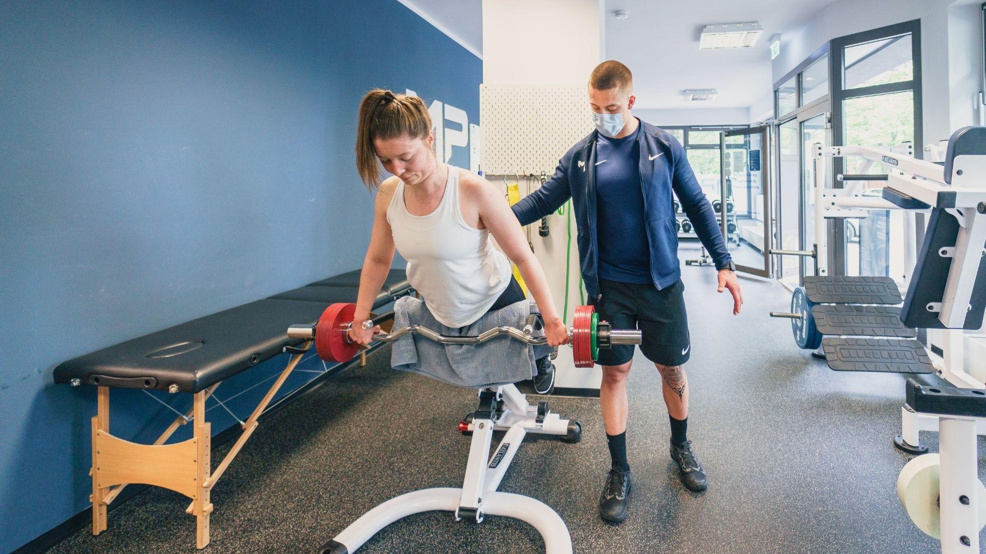 Prinzipien im Krafttraining für Muskelaufbau und Fettabbau