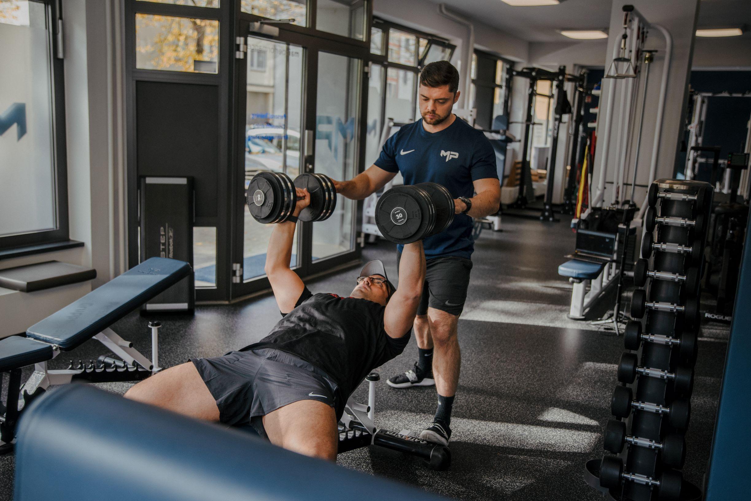 Verlust von Muskelmasse vermeiden