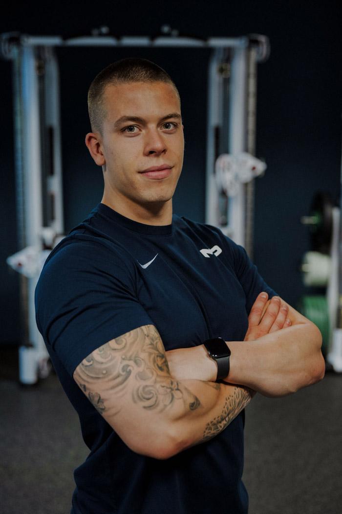 Personal Trainer Sven Ulmrich