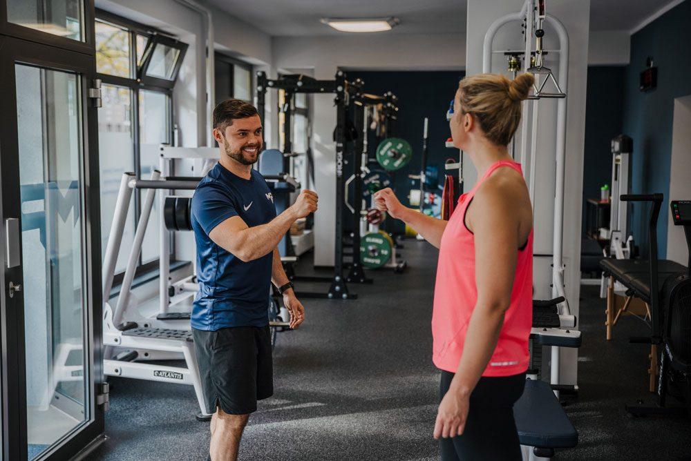 Personal Trainer Frankfurt am Main