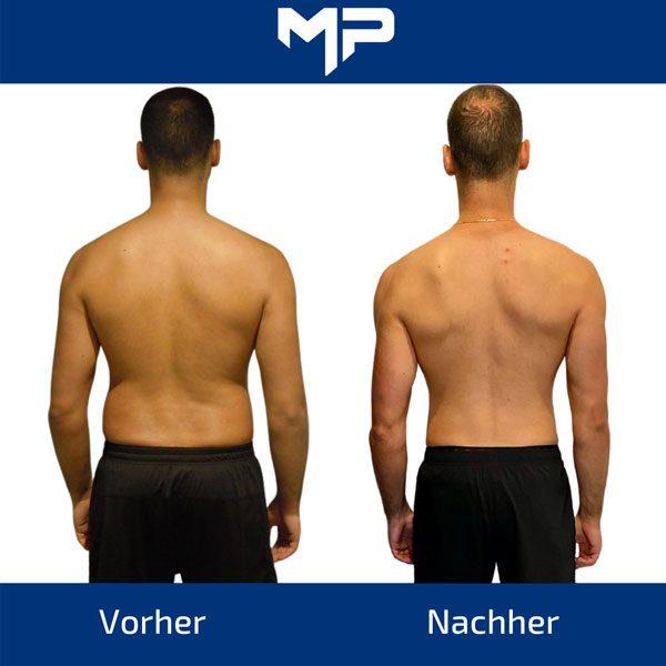 Ergebnis Fitness Coaching Frankfurt